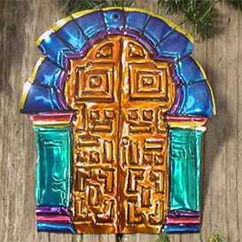 The Door at Mission Espada