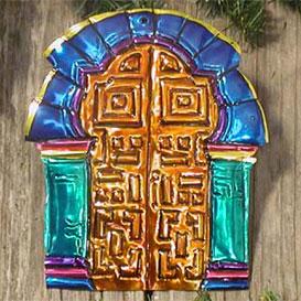 The Door at Mission Espada